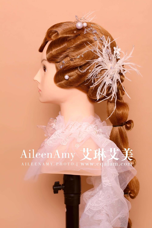艾琳艾美化妝學校新娘化妝盤發造型 25.jpg